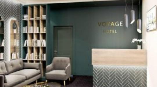 Отель Voyage