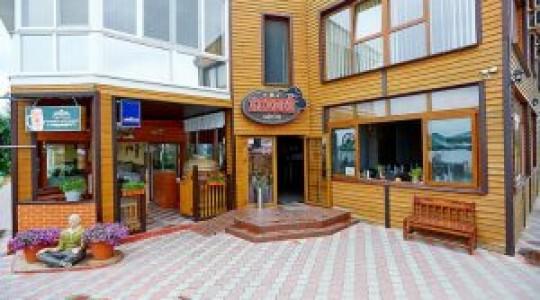 Отель Ковбой