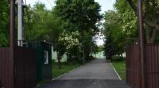 База отдыха Зелёный Кампус
