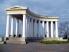 Колоннада Воронцовского дворца в Одессе
