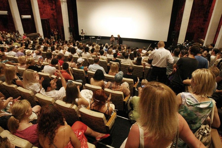 Летняя киношкола ОМКФ